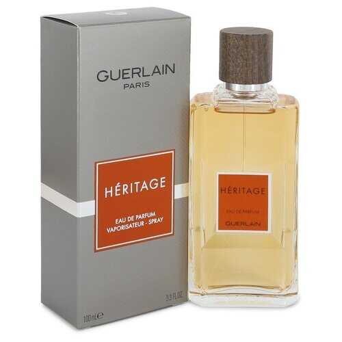 HERITAGE by Guerlain Eau De Parfum Spray 3.3 oz (Men)