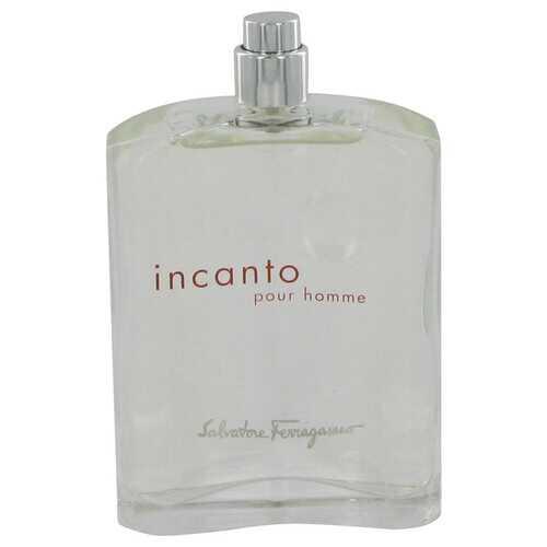 Incanto by Salvatore Ferragamo Eau De Toilette Spray (Tester) 3.4 oz (Men)