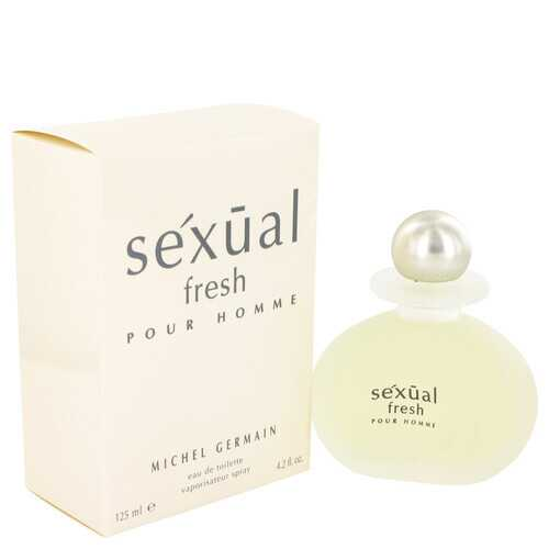 Sexual Fresh by Michel Germain Eau De Toilette Spray 4.2 oz (Men)