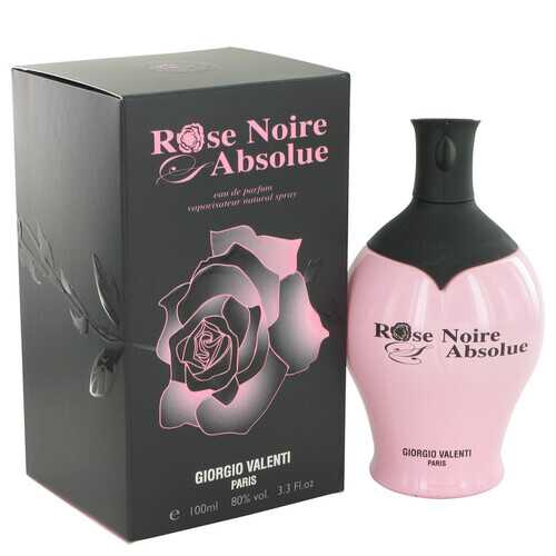 Rose Noire Absolue by Giorgio Valenti Eau De Parfum Spray 3.4 oz (Women)