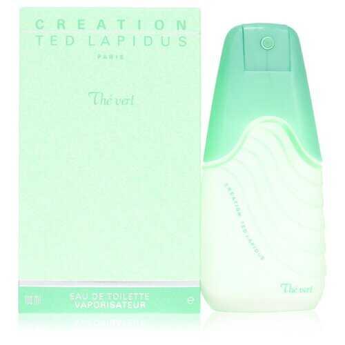 Creation The Vert by Ted Lapidus Eau De Toilette Spray 3.3 oz (Women)