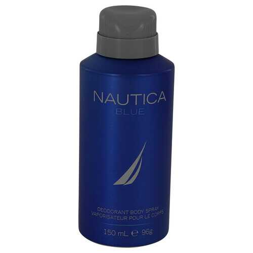 NAUTICA BLUE by Nautica Deodorant Spray 5 oz (Men)