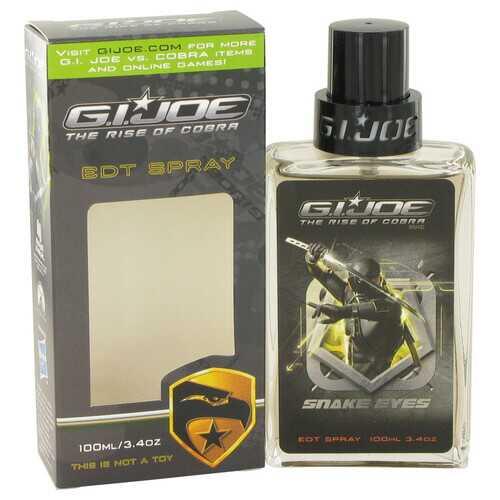 GI Joe by Marmol & Son Eau De Toilette Spray 3.4 oz (Men)