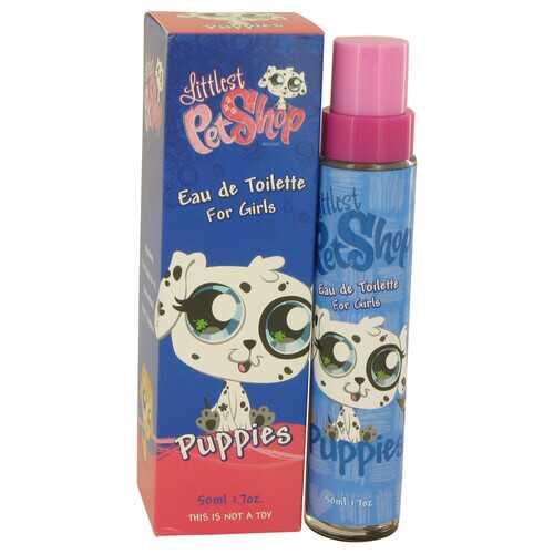 Littlest Pet Shop Puppies by Marmol & Son Eau De Toilette Spray 1.7 oz (Women)