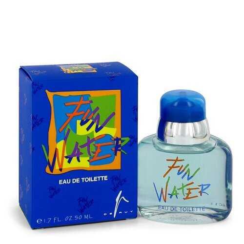 Fun Water by De Ruy Perfumes Eau De Toilette (unisex) 1.7 oz (Women)