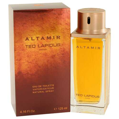 Altamir by Ted Lapidus Eau De Toilette Spray 4.2 oz (Men)