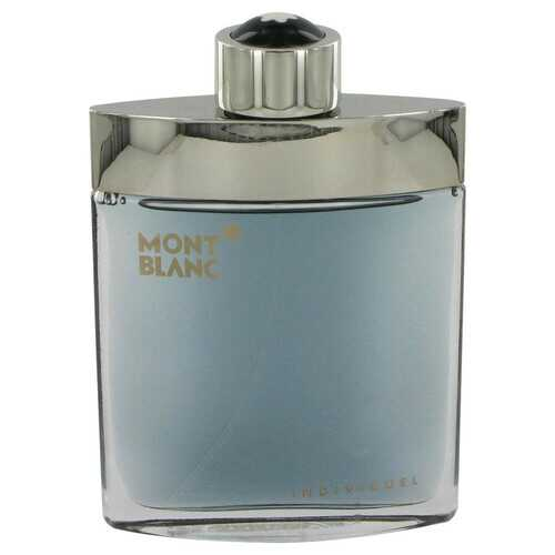 Individuelle by Mont Blanc Eau De Toilette Spray (Tester) 2.5 oz (Men)