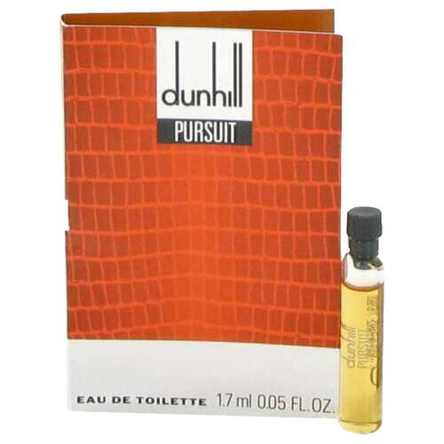 Dunhill Pursuit by Alfred Dunhill Vial (sample) .05 oz (Men)