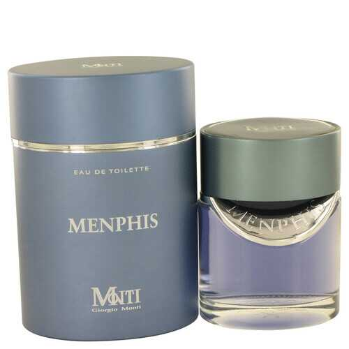 Menphis by Giorgio Monti Eau De Toilette Spray 3.6 oz (Men)