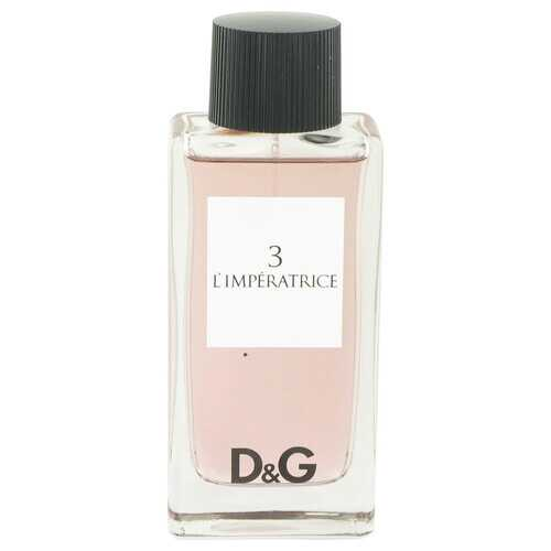 L'Imperatrice 3 by Dolce & Gabbana Eau De Toilette Spray (Tester) 3.3 oz (Women)