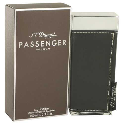 St Dupont Passenger by St Dupont Eau De Toilette Spray 3.3 oz (Men)