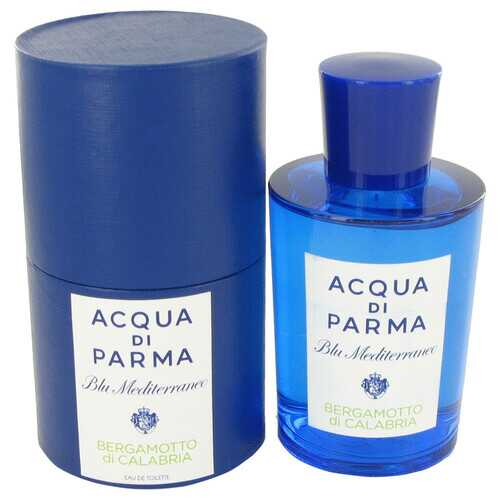 Blu Mediterraneo Bergamotto Di Calabria by Acqua Di Parma Eau De Toilette Spray 5 oz (Women)