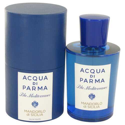 Blu Mediterraneo Mandorlo Di Sicilia by Acqua Di Parma Eau De Toilette Spray 5 oz (Women)