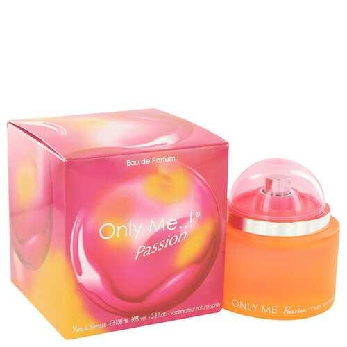 Only Me Passion by Yves De Sistelle Eau De Parfum Spray 3.3 oz (Women)