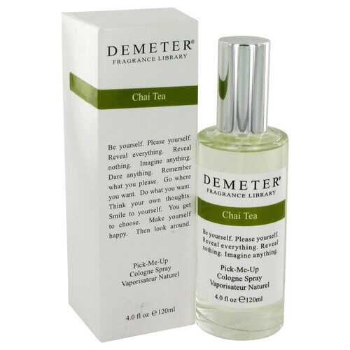 Demeter Chai Tea by Demeter Cologne Spray 4 oz (Women)