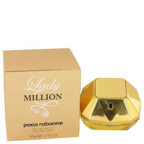 Lady Million by Paco Rabanne Eau De Parfum Spray 1.7 oz (Women)