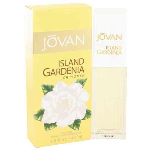 Jovan Island Gardenia by Jovan Cologne Spray 1.5 oz (Women)