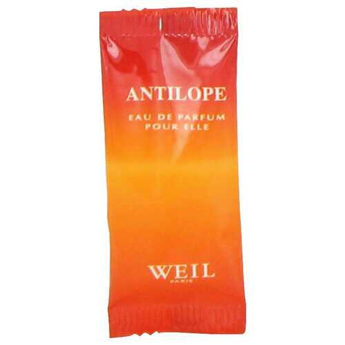Antilope by Weil Vial (sample) .05 oz (Women)