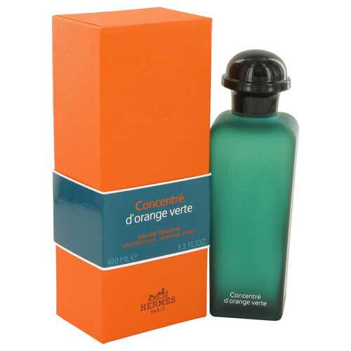 EAU D'ORANGE VERTE by Hermes Eau De Toilette Spray Concentre (Unisex) 3.4 oz (Women)