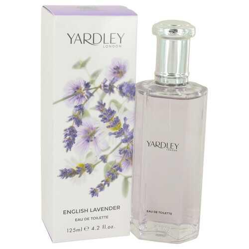 English Lavender by Yardley London Eau De Toilette Spray (Unisex) 4.2 oz (Women)
