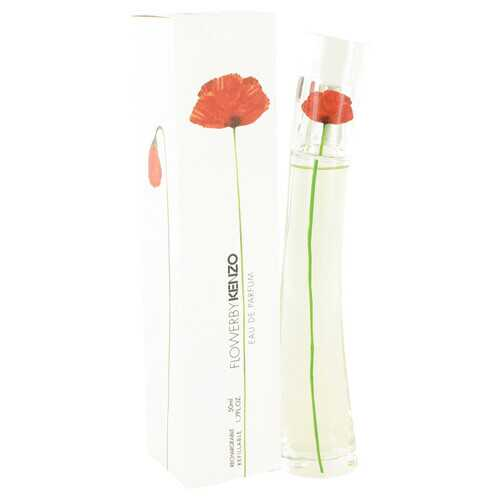 kenzo FLOWER by Kenzo Eau De Parfum Spray Refillable 1.7 oz (Women)