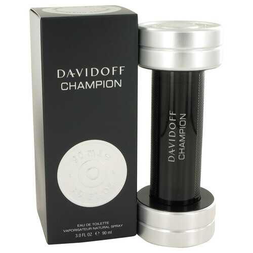 Davidoff Champion by Davidoff Eau De Toilette Spray 3 oz (Men)
