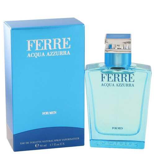 Ferre Acqua Azzurra by Gianfranco Ferre Eau De Toilette Spray 1.7 oz (Men)