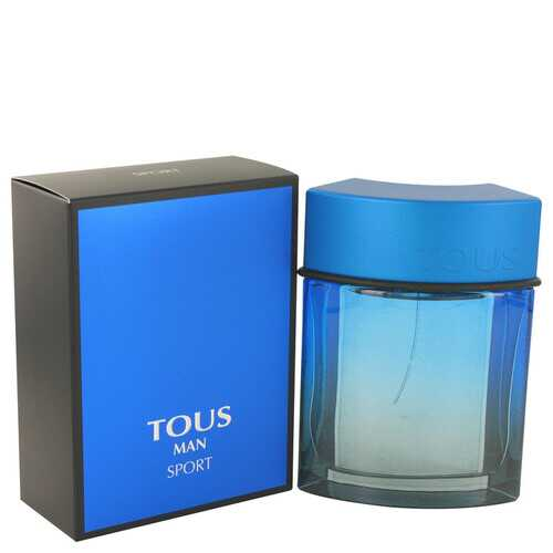 Tous Man Sport by Tous Eau De Toilette Spray 3.4 oz (Men)
