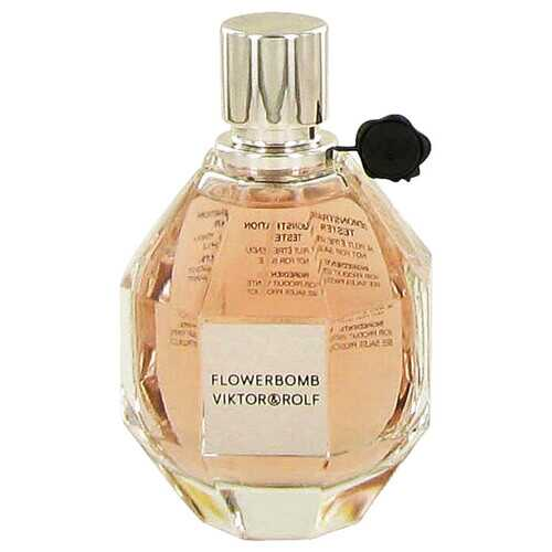 Flowerbomb by Viktor & Rolf Eau De Parfum Spray (Tester) 3.4 oz (Women)