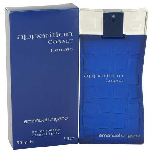 Apparition Cobalt by Ungaro Eau De Toilette Spray 3 oz (Men)