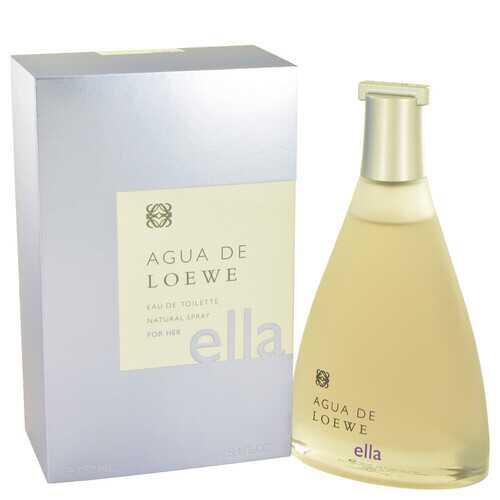Agua De Loewe Ella by Loewe Eau De Toilette Spray 5.1 oz (Women)