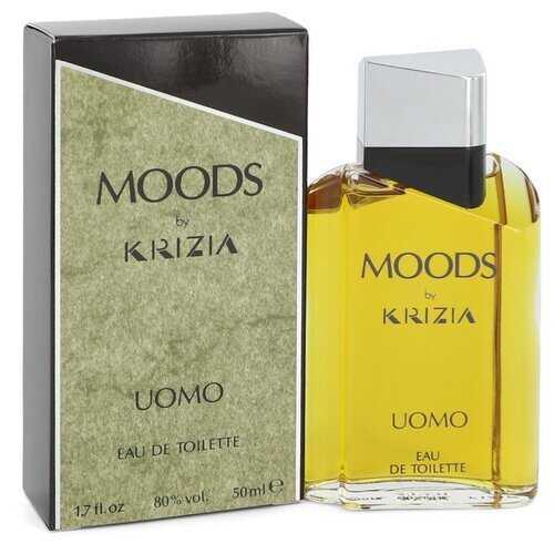 Moods by Krizia Eau De Toilette 1.7 oz (Men)