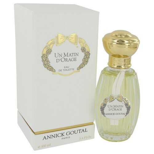 Un Matin d'Orage by Annick Goutal Eau De Toilette Spray 3.4 oz (Women)