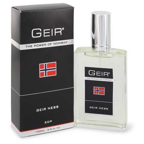 Geir by Geir Ness Eau De Parfum Spray 3.4 oz (Men)