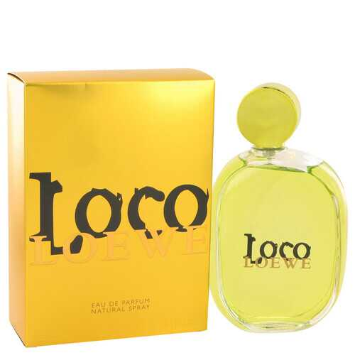Loco Loewe by Loewe Eau De Parfum Spray 3.4 oz (Women)