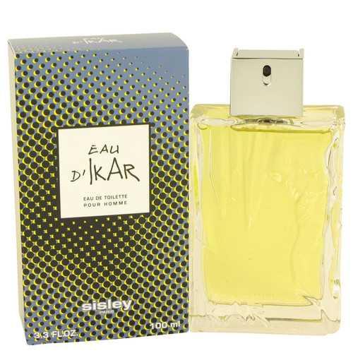 Eau D'Ikar by Sisley Eau De Toilette Spray 3.3 oz (Men)
