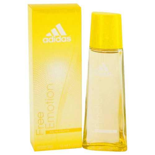 Adidas Free Emotion by Adidas Eau De Toilette Spray 1.7 oz (Women)