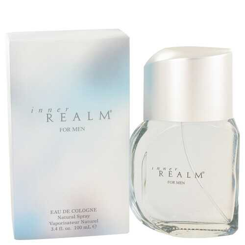 Inner Realm by Erox Eau De Cologne Spray (New Packaging) 3.4 oz (Men)