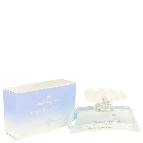 Marina Blue by Marina De Bourbon Eau De Parfum Spray 3.3 oz (Women)