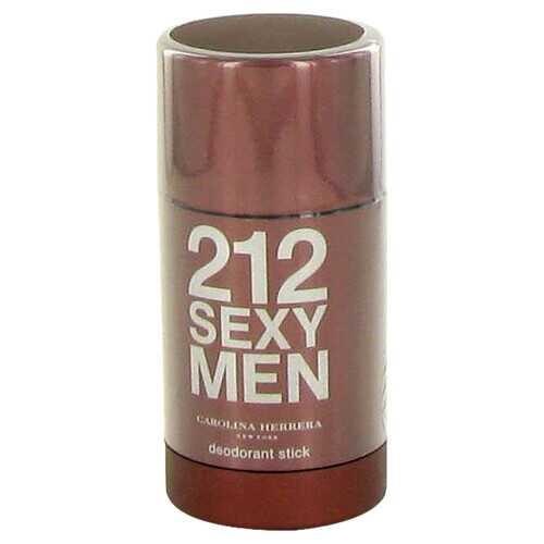 212 Sexy by Carolina Herrera Deodorant Stick 2.5 oz (Men)