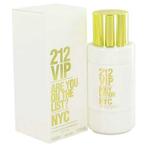 212 Vip by Carolina Herrera Body Lotion 6.7 oz (Women)