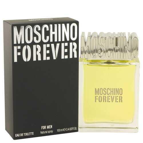 Moschino Forever by Moschino Eau De Toilette Spray 3.4 oz (Men)