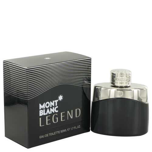 MontBlanc Legend by Mont Blanc Eau De Toilette Spray 1.7 oz (Men)