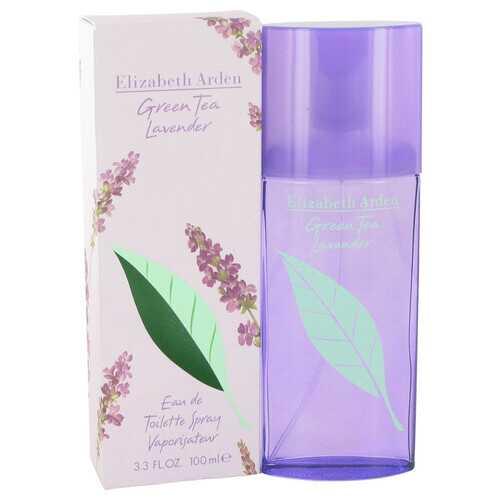 Green Tea Lavender by Elizabeth Arden Eau De Toilette Spray 3.3 oz (Women)