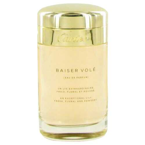 Baiser Vole by Cartier Eau De Parfum Spray (Tester) 3.4 oz (Women)