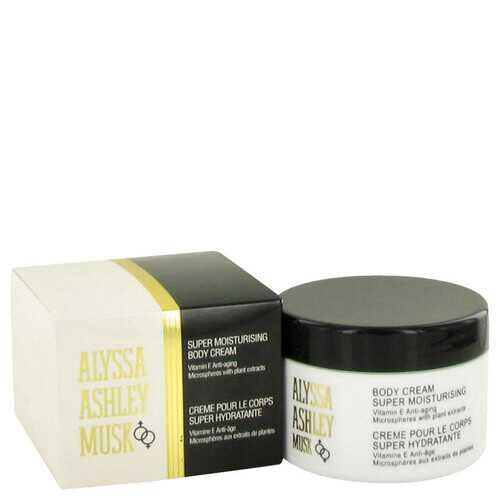 Alyssa Ashley Musk by Houbigant Body Cream 8.5 oz (Women)