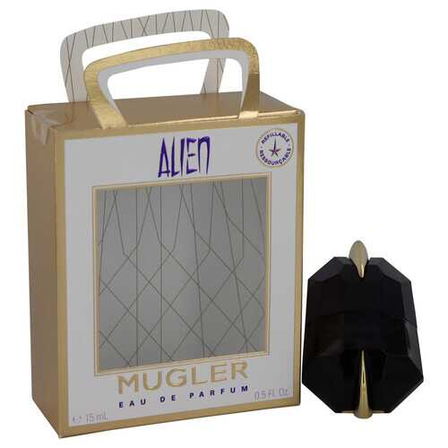 Alien by Thierry Mugler Eau De Parfum Spray Refillable 0.5 oz (Women)