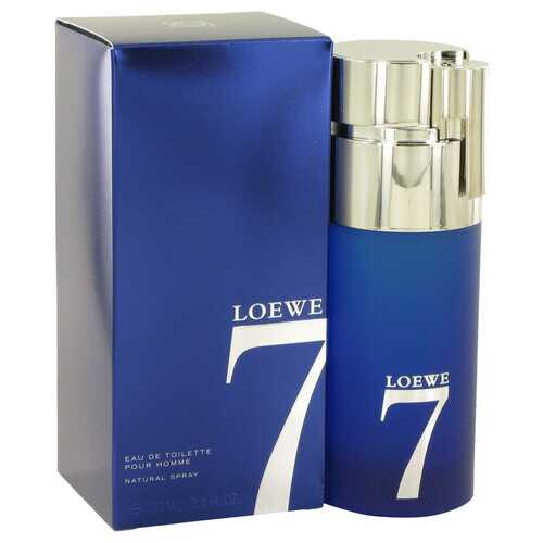 Loewe 7 by Loewe Eau De Toilette Spray 3.4 oz (Men)