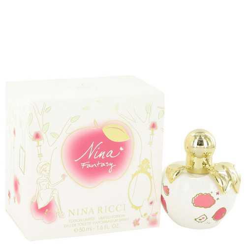 Nina Fantasy by Nina Ricci Eau De Toilette Spray (Limited Edition) 1.6 oz (Women)
