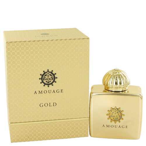 Amouage Gold by Amouage Eau De Parfum Spray 3.4 oz (Women)